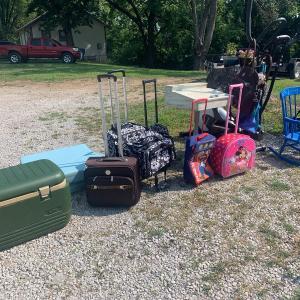 Photo of Big Yard sale