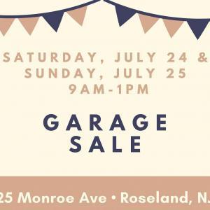 Photo of Garage Sale - Roseland, NJ