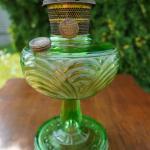 Aladdin Nu-Type Model B Lamp - Green
