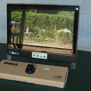 Photo of Gateway desk top computer OneZX4800- 64bit