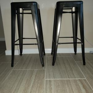 Photo of Metal Bar stools for Sale
