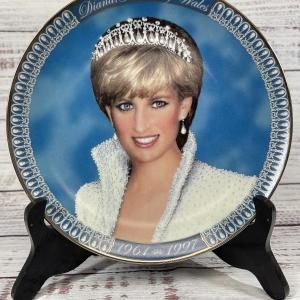 Photo of Diana, Princess of Wales Limited Edition Collector Plate