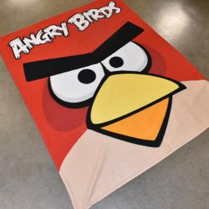 Photo of Angry Birds Red Bird Blanket