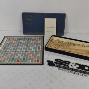 Photo of Scrabble Foreign Edition, in Russian (Cyrillic Alphabet)