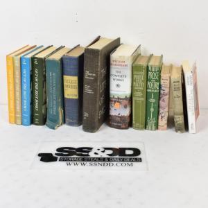 Photo of 13 Books (12 Hardcover): Literature of England -to- R.H. Blyth Haiku