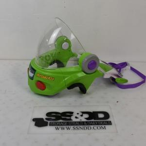 Photo of Buzz Lightyear Helmet and Backpack for Kids