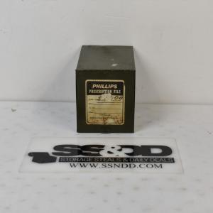 Photo of Apothecary Prescription File, Vintage