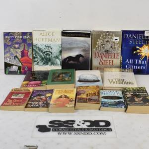 Photo of 15 Novels: Happy Policeman -to- Circle of Friends