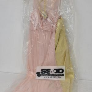 Photo of 2pc Size 14 Dresses: Pink and Yellow