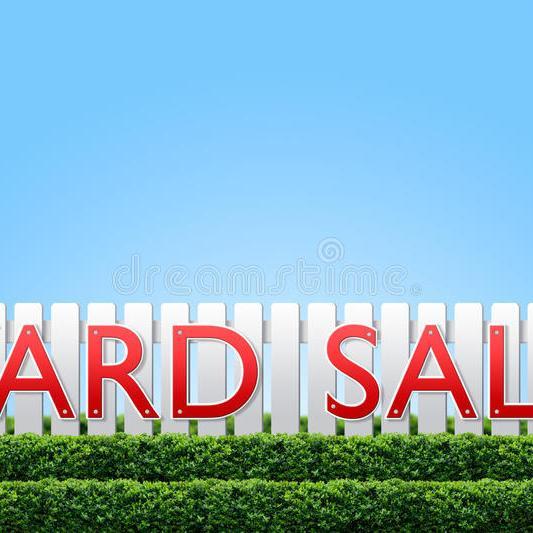 Photo of BIG Yard Sale,  CANCELLED