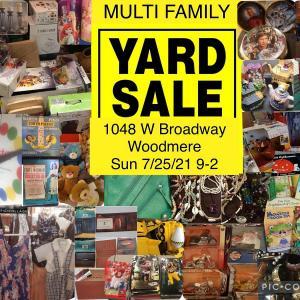 Photo of Multi family yard / garage sale