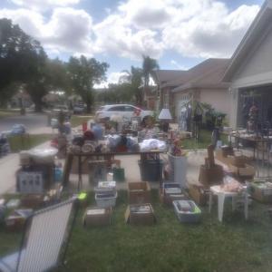 Photo of Garage Blowout Sale!