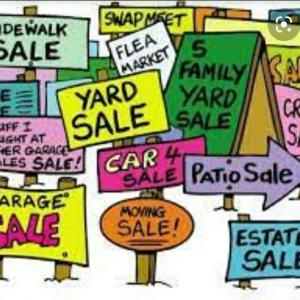 Photo of Awesome Garage Sale