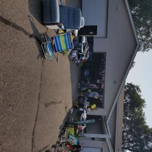 Photo of Garage Sale Friday Only