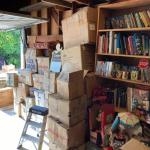 GARAGE FULL OF ANIMATION & COMICS  COLLECTIBLES MUST BE PICKED UP IN LA BY 8/1
