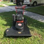 DR Field Brush Mower- runs great!