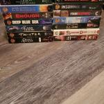 82 VHS Movies