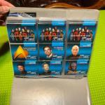 Star Trek next generation card collection