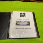Funny car racing collection with signatures
