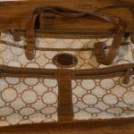 Jaclyn Smith large shoulder Bag