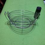 Swinging metal fruit basket?