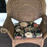 Best real wicker chair
