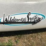 15' wilderness systems Sailing Kayak,