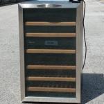 DWC283BLS-1 Danby 30 Bottle Wine Cooler