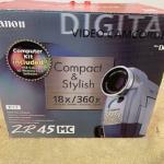 Canon ZR 45 MC - Digital Camcorder
