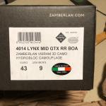 Zamberlan lynx hunting boots
