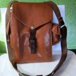 Vintage leather AK 47 Ammo pouch