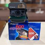 Retro Polaroid One Step Express Camera with Film!