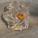 Waterford crystal- Santa at Mailbox