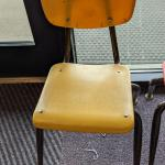 Yellow children's Chair