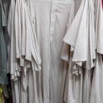 15 Oatmeal Choir Robes