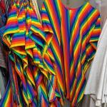 10 Rainbow Poncho's