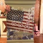 Dresser / Patriotic Chic
