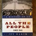 A History of the US - All the People since 1945   ***NEW***