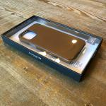 COACH *Genuine* Leather iPhone 12, iPhone 12 pro phone case