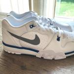 Nike Cross Trainer Low (Mens Size 11.5) Shoes CQ9182 102 White Particle Grey