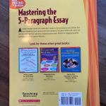 Mastering the 5-Paragraph Essay  ***NEW***