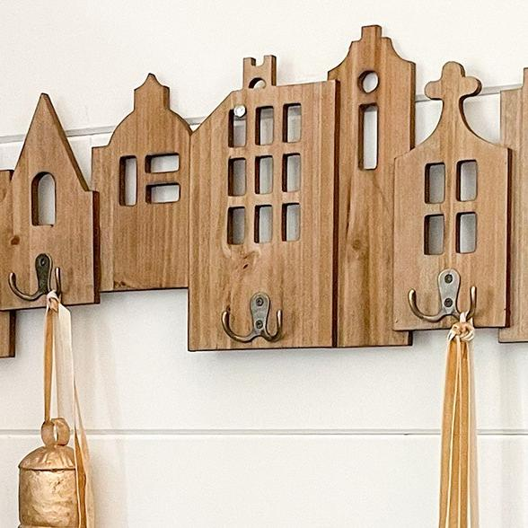 Photo of Wall Decor with Hooks