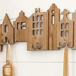 Wall Decor with Hooks