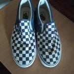 Brand New Vans tenny shoes