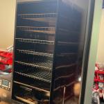 Bradley Digital 6 Rack Electric Smoker + upgraded heating element