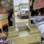 Vintage little girls dresser