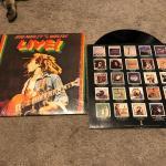 Bob Marley and the wailers live lp