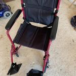 Wheelchair & walker