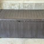Lot 3 Garage: Large Deck Box