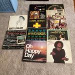 Mixed LP records religious gospel etc
